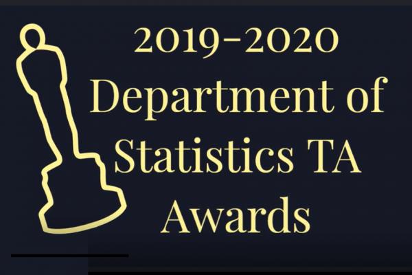 Department of Statistics TA Awards